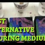 Best Alternative Pouring Mediums: Subtitutes for Floetrol