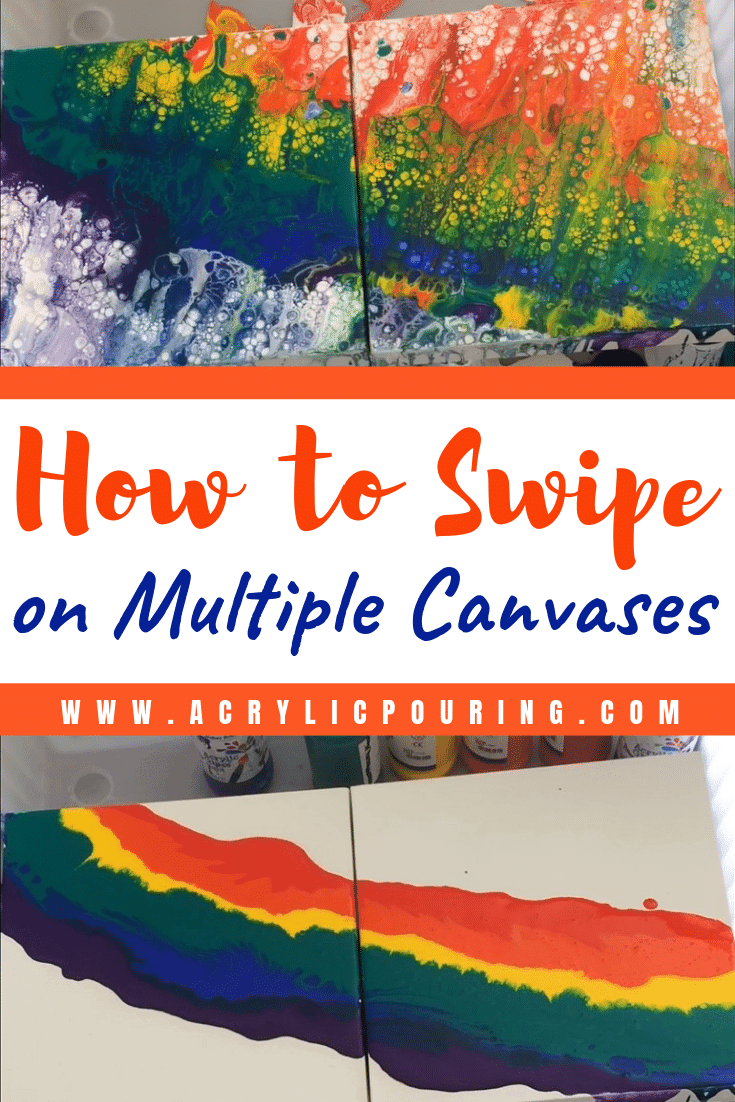How To Swipe on Multiple Canvases
