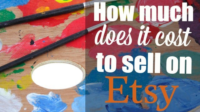 How much does it cost to sell on Etsy. What are the Etsy fees for sellers This article sets out all the fees, several examples and gives new stores 40 free listings too!