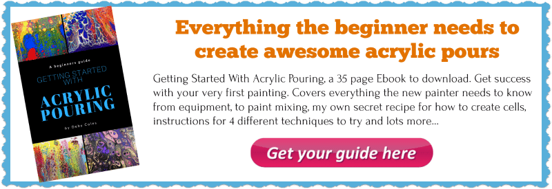 Acrylic Pouring Medium Guide: Everything You Need to Know