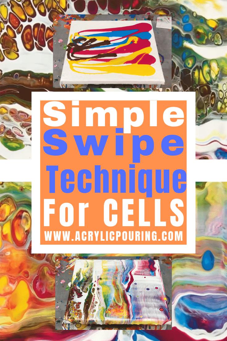 Simple Swipe Technique For CELLS