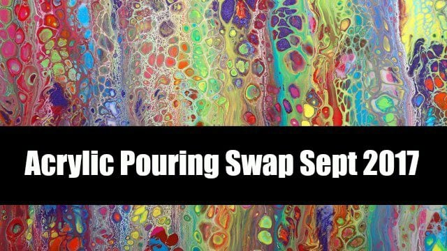 Painting Swap For September 2017 Acrylicpouring Com
