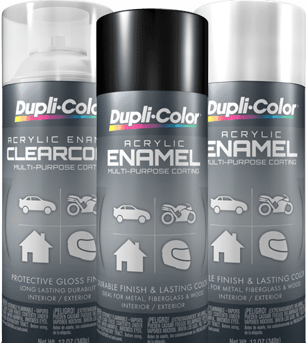 premium enamel spray