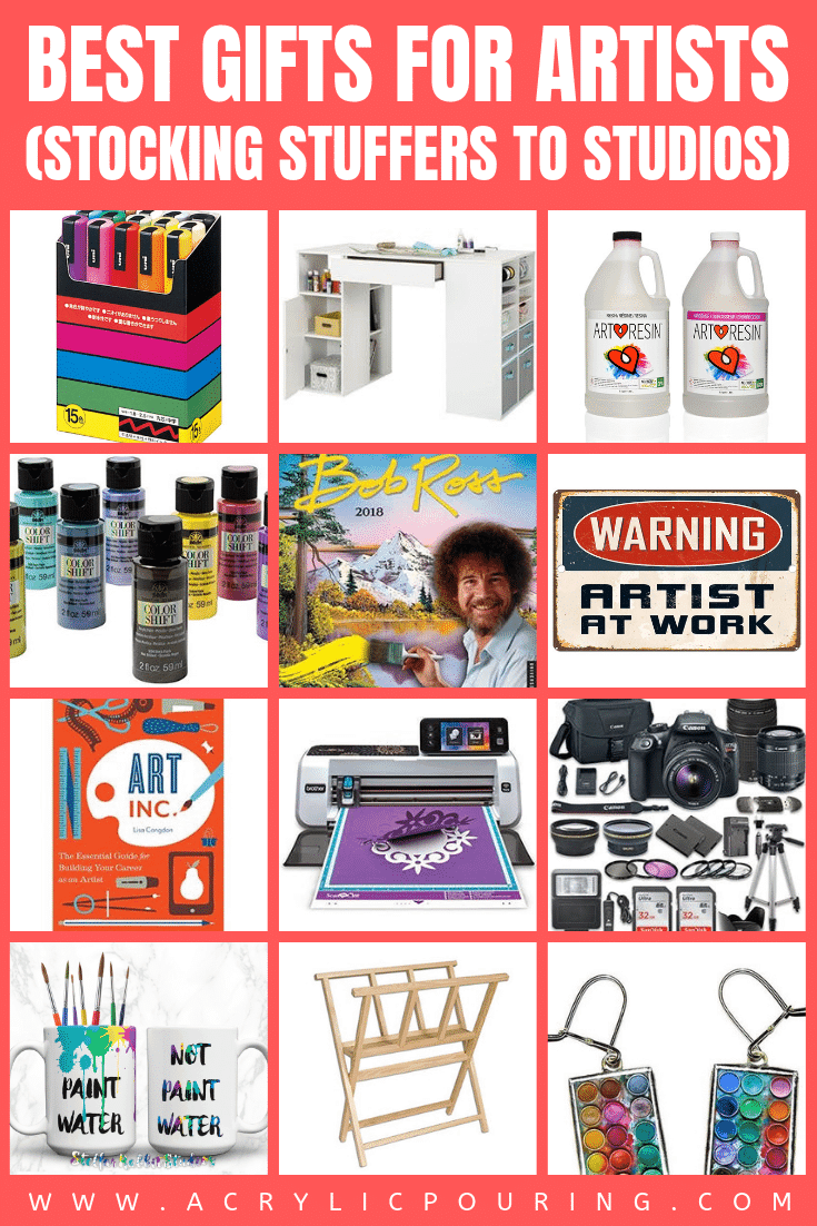 Best Gifts for Artists (Stocking Stuffers to Studios)