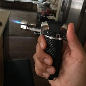 Butane Gas Torch Lighter