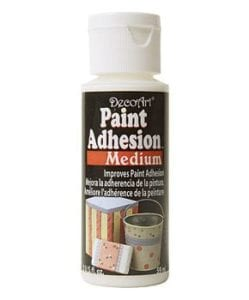 Paint Adhesion Mediums Paint