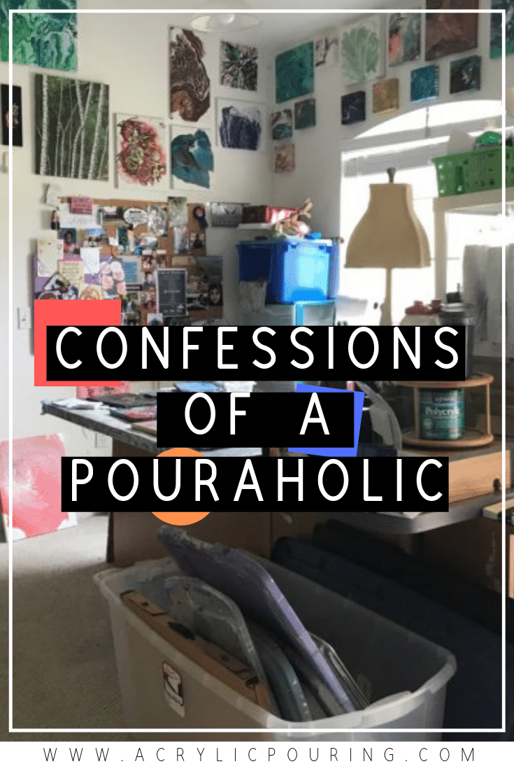 Confessions of a Pouraholic