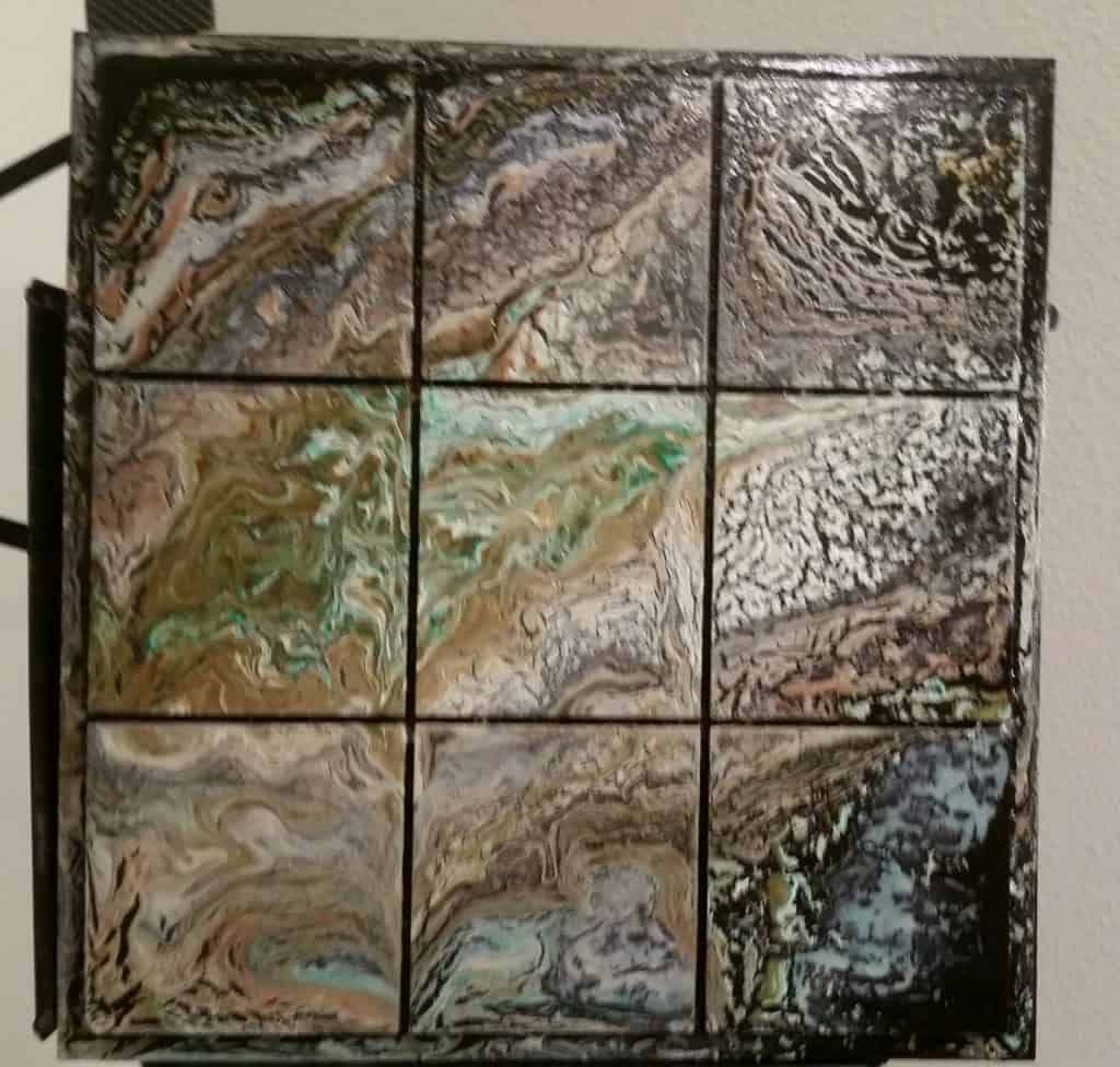 Fun Objects to Acrylic Pour On | AcrylicPouring com