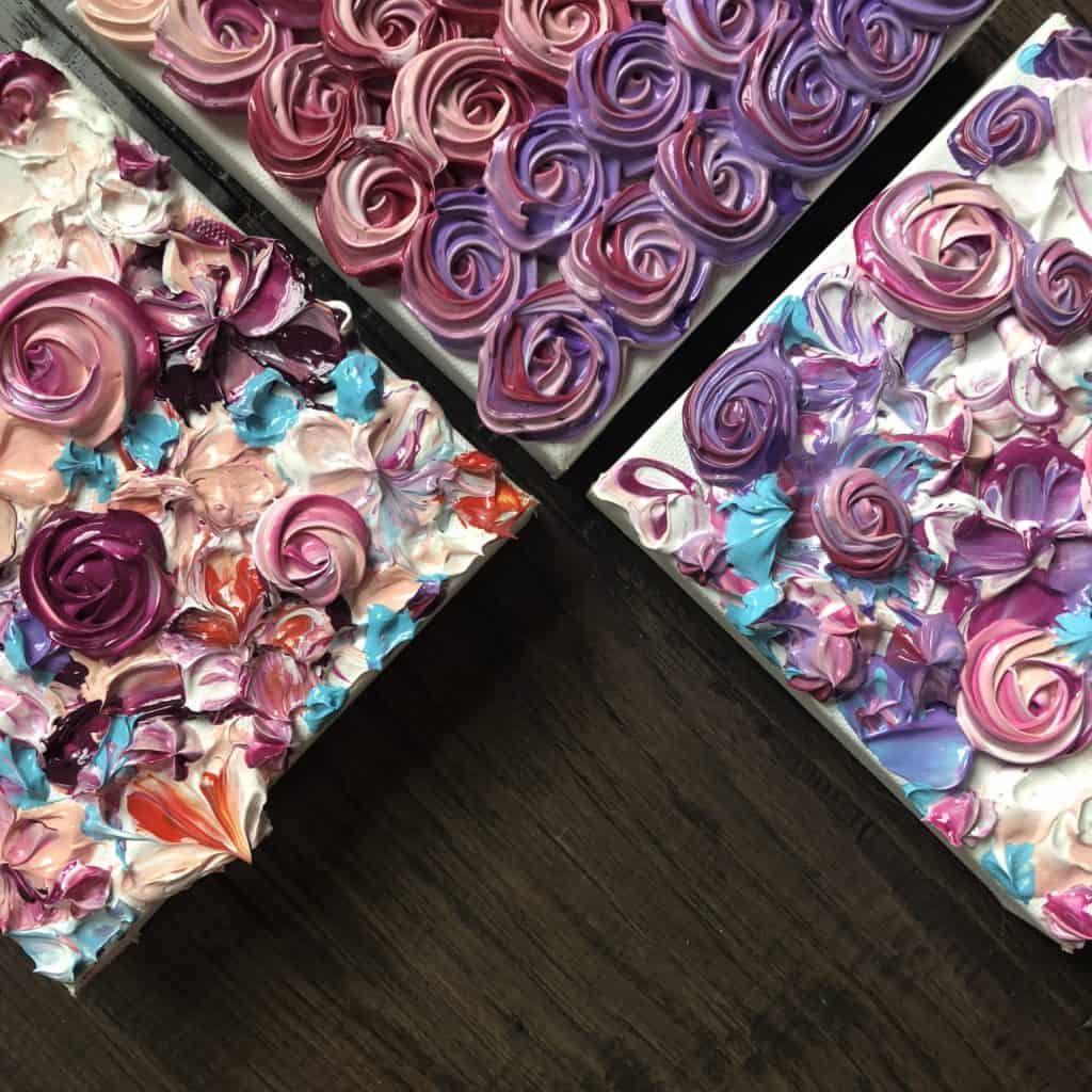 rosettes design