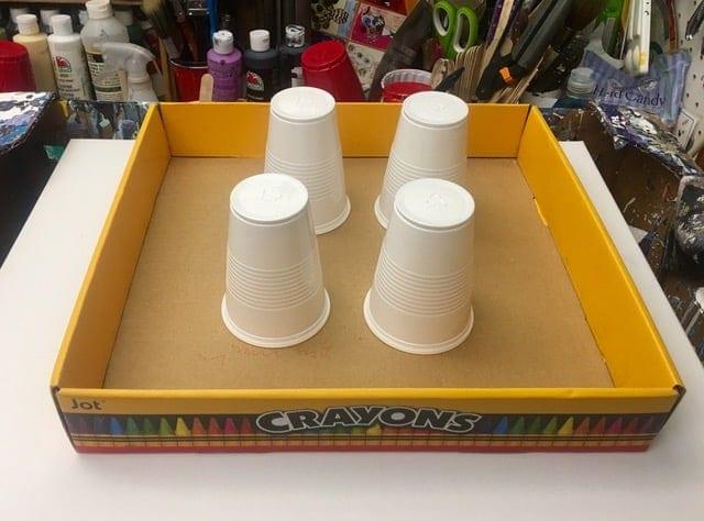 pour box