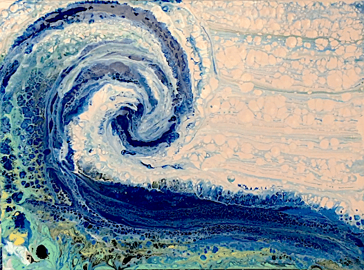 AcrylicWave