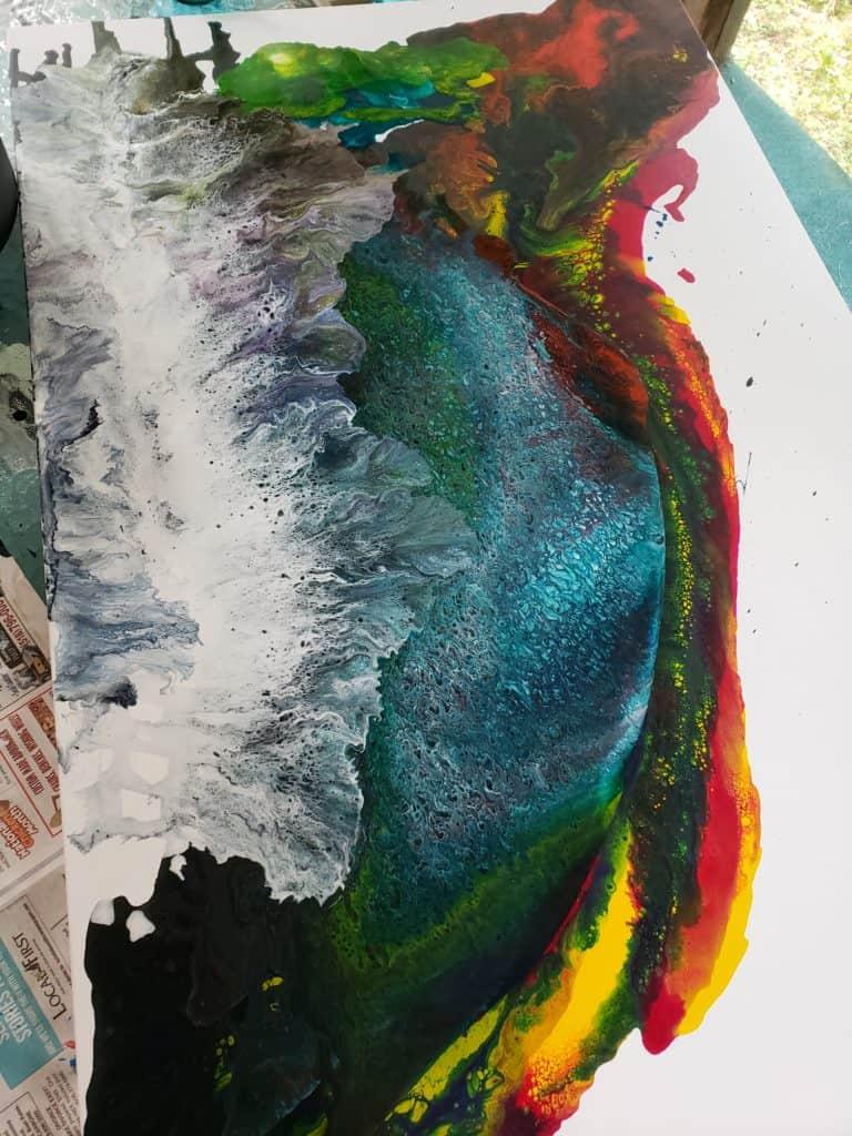 Fluid Acrylics 1