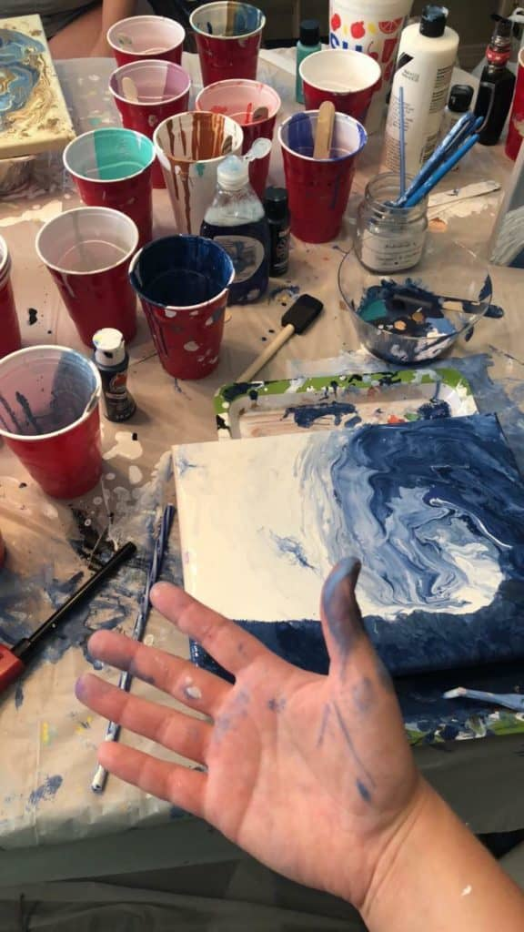 Must-Have Acrylic Pouring Supplies | AcrylicPouring com