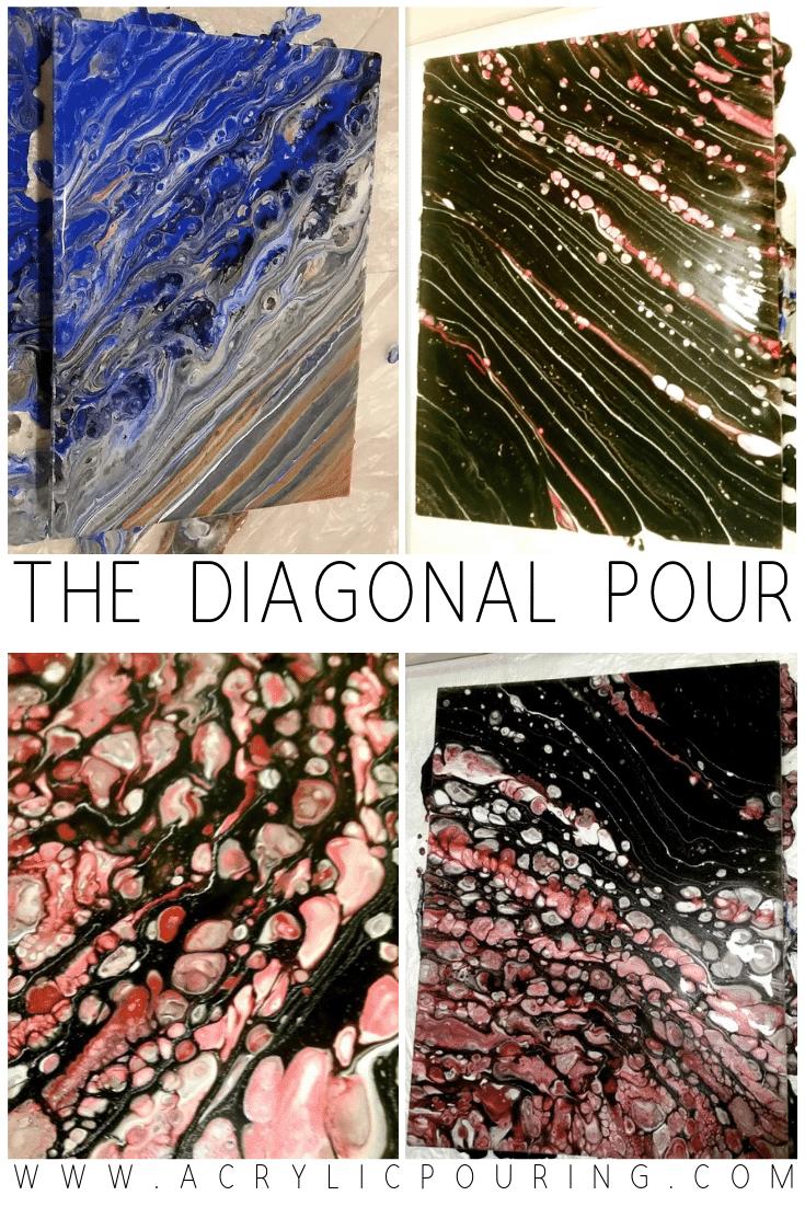 The Diagonal Pour
