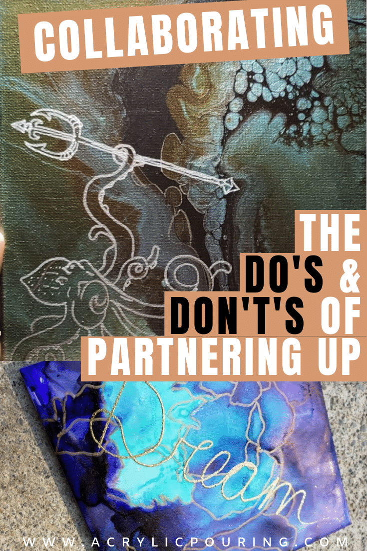 Collaborating: The Do's & Don't's of Partnering Up