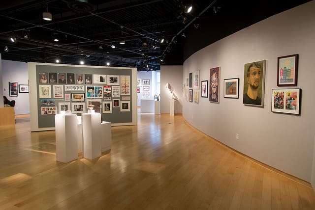 How to get your art into galleries