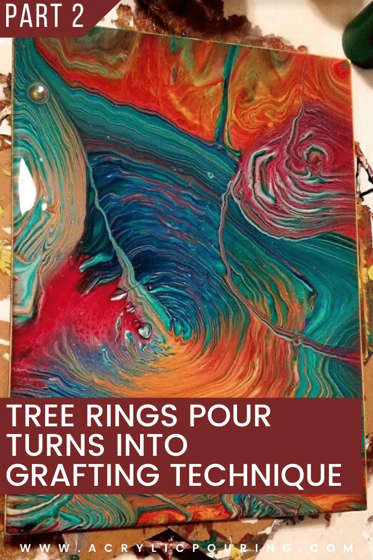 Part 2: Rouge Pour Turns into Grafting Technique
