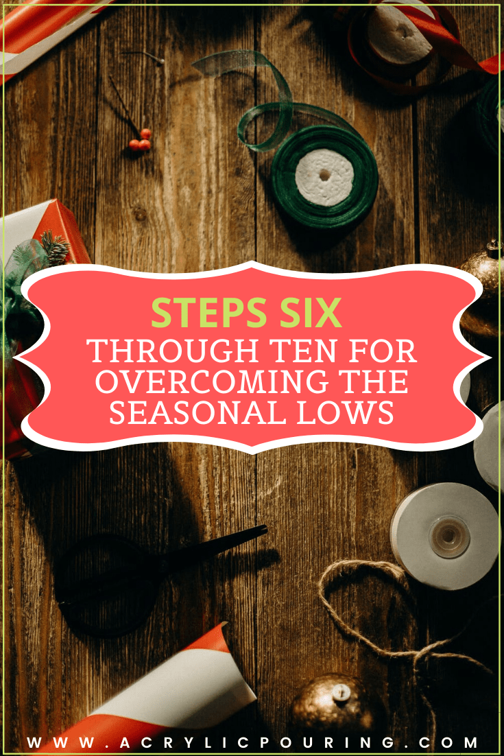 Does your income plummet during the holidays? Here is the top 10 Strategies for overcoming sales slumps. (part 2 of 2)