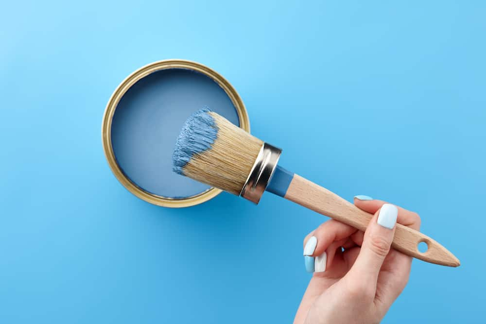 how to seal acrylic paint on glass