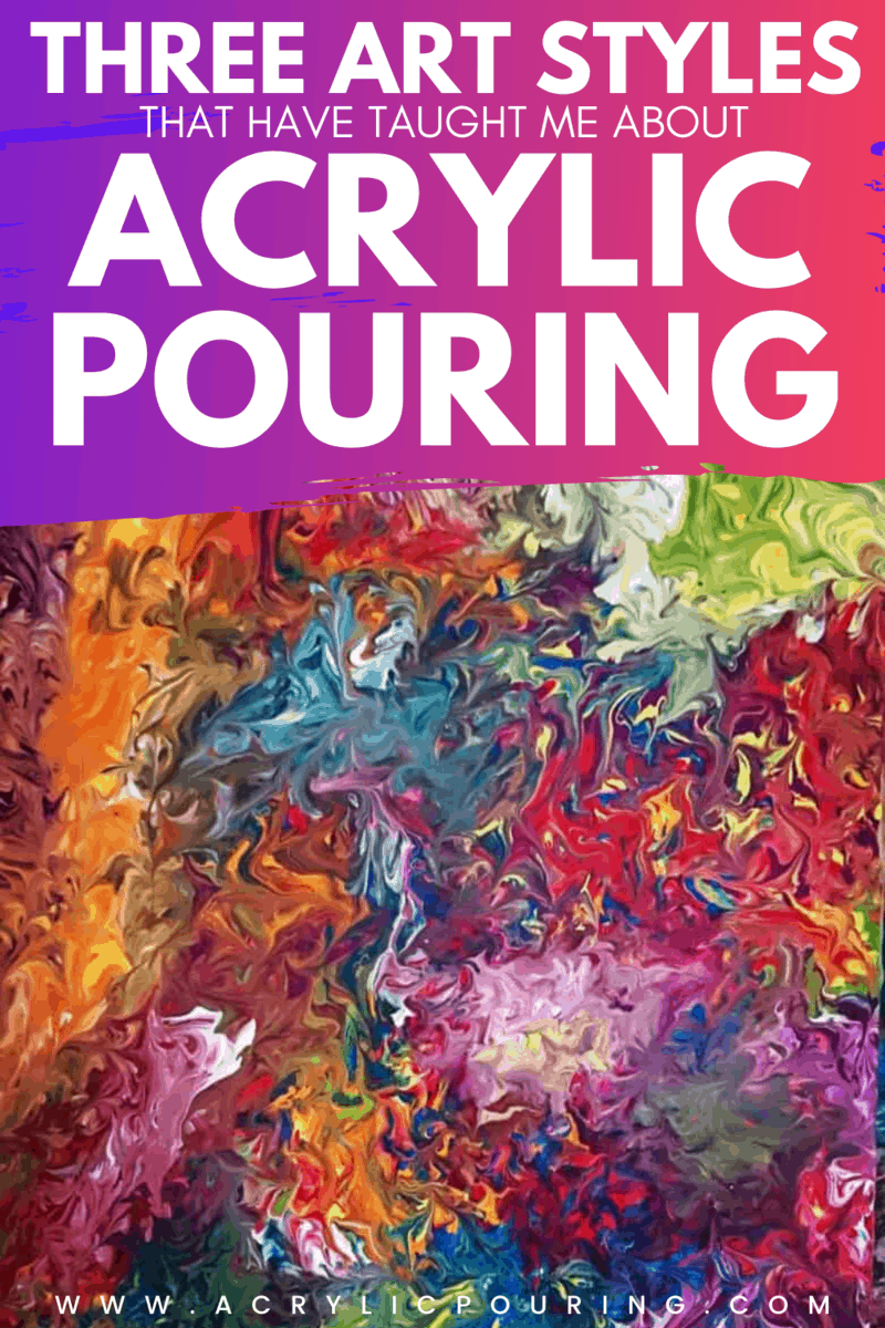 If you're reading this blog, if you're on this website in general then there's one thing that I'm certain of—you love art. Art is subjective and acrylic artists know it. Some famous paintings are hard to understand. Study the three different art styles and painting lessons to understand what they are showing. #acrylicpouring #artstyles #acrylicpainting