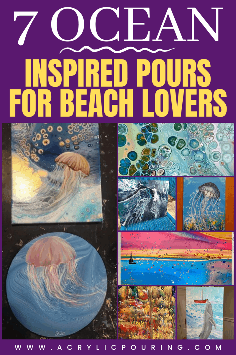 7 Ocean Inspired Pours for Beach Lovers