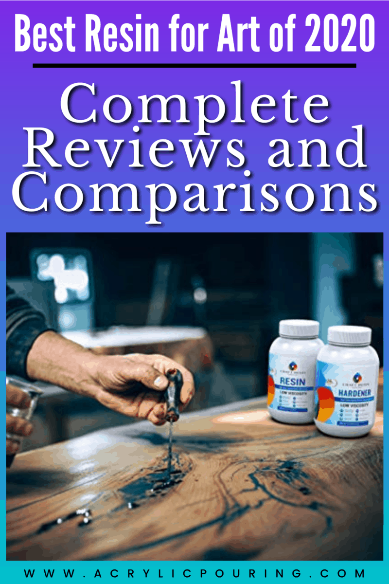 Best Resin for Art of 2020: Complete Reviews and Comparisons